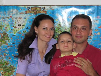 Turistična agencija Nasmeh - Alja, Tim in Damjan